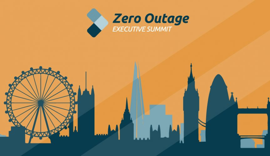 Zero Outage Summit in London