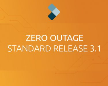 Zero Outage Release 3.1 online