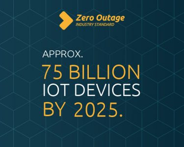Influence of Internet of Things (IoT) infrastructure on Zero Outage